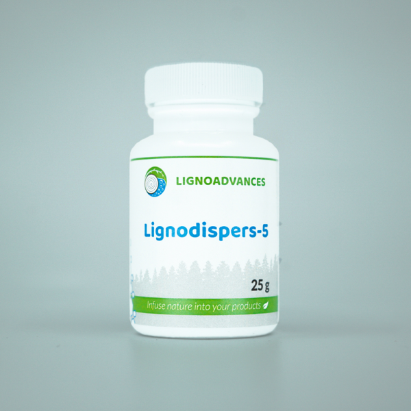 Ligno advances product image 25g of Lignodispers 5