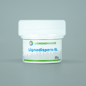 Ligno advances product image 10g of Lignodispers 5L