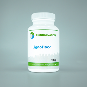 Ligno advances product image 100g of Lignofloc 1