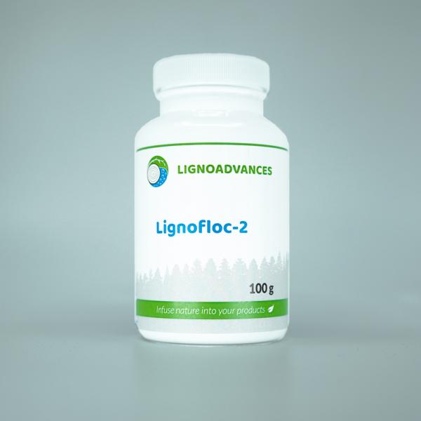 Ligno advances product image 100g of Lignofloc 2
