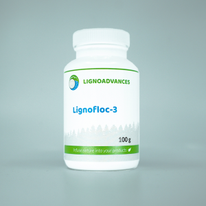 Ligno advances product image 100g of Lignofloc 3