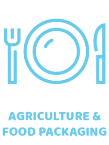 Agriculture and food packaging category